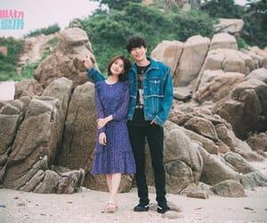 kdrama, jung so min, and lee min ki image