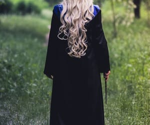 aesthetic, harry potter, and luna lovegood image
