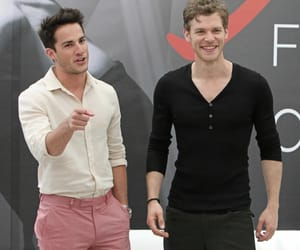 tvd, joseph morgan, and michael trevino image