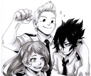 tamaki, togata, and bnha image