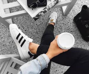 adidas, fashion, and style image