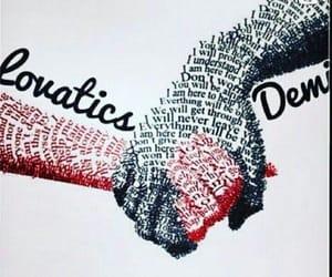 demi lovato, demi, and lovatics image