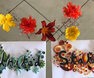 creation, quilling, and united states image
