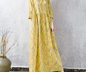 etsy, summer dress, and women clothing image