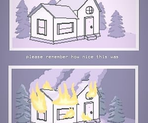 quotes, pixel, and hell image