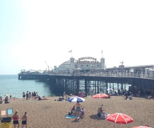 aesthetic, pier, and vintage image
