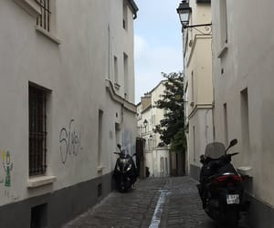 appartment, france, and lane image