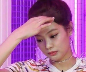 blackpink, kpop, and reaction image