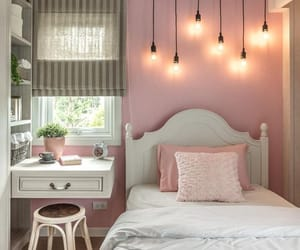 bedroom, decoracion, and home image
