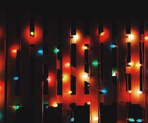 christmas, decoration, and garland image