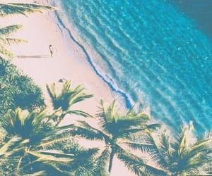 aesthetic, ocean, and beach image