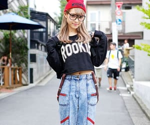 fashion, japanese, and outfit image