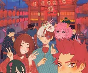 anime, black butler, and yuri!!! on ice image