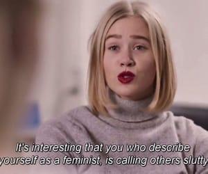feminism, skam, and quotes image