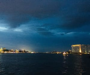 gorgeous, phnompenh, and nightsky image