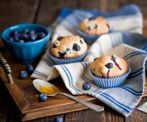 breakfast, cupcake, and food image