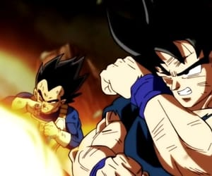 dragon ball z, alliance, and dbz image