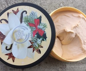 body butter, skin, and chai image