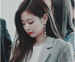 aesthetic, jennie, and blackpink image