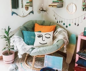 interior, room ideas, and vibes image