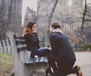 proposal and romance image