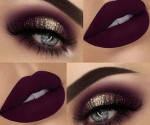 makeup and lips image