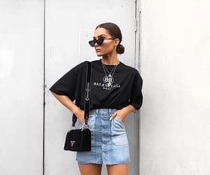 Balenciaga, fashion, and outfit image