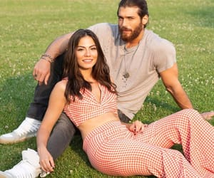 can, love, and demet ozdemir image