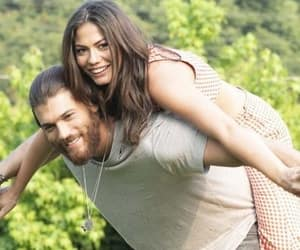 can, love, and can yaman image
