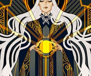 shadow and bone, grisha, and sun summoner image