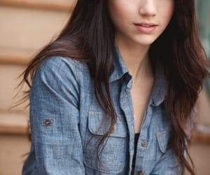 girl, emily rudd, and blue eyes image