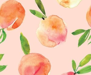 peaches, pink, and розовый image