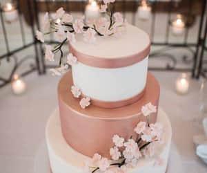 pastel and cake image