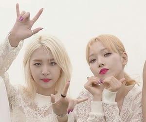 kpop, jiwoo, and jeon image
