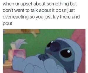 funny, meme, and stitch image