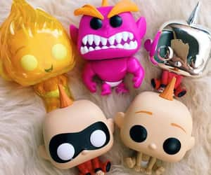 The Incredibles, jack jack, and los increibles image