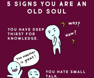 advice, empathy, and old soul image
