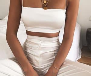 beautiful, beauty, and white image