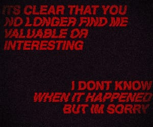 quotes, sad, and aesthetic image
