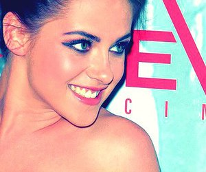 beautiful smile, goddess, and kristen stewart image