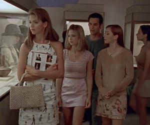 90s, btvs, and buffy image