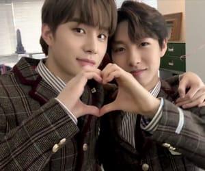 jungwoo, nct, and renjun image