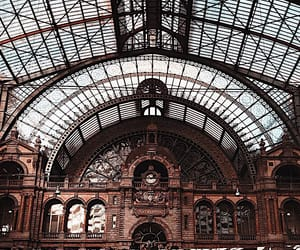 aesthetic, antwerp, and architecture image