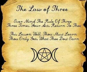 goddess, Law, and magick image