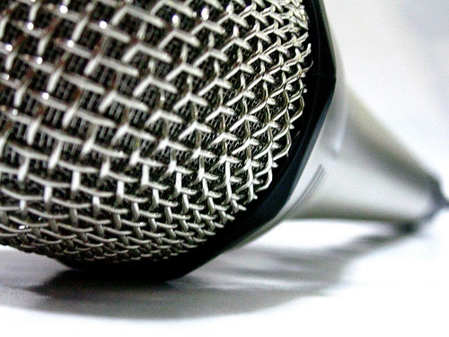 microphone, music, and singing image