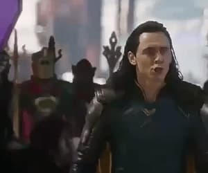 Avengers, Marvel, and infiniti war image
