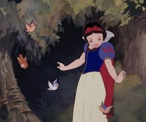 disney, movie, and snow white image