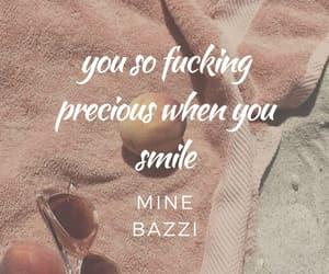 qoute, love, and bazzi image