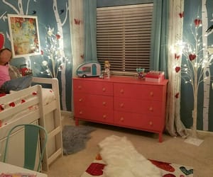 decorations, room, and children bedroom image