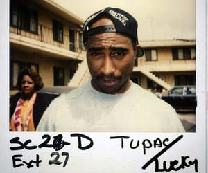 aesthetic, trap, and tupac shakur image